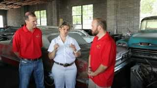 Old Cars Some Never Driven Under The Hood Interviews Yvette Vanderbrink About Lambrecht Auction