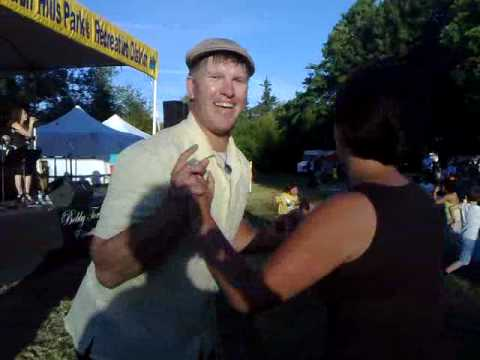 Bobby Torres Ensemble at Greenway Park- Portland Oregon