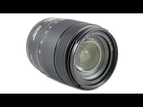 Canon EF-S 18-135mm IS Nano USM Handling review & Full HD samples
