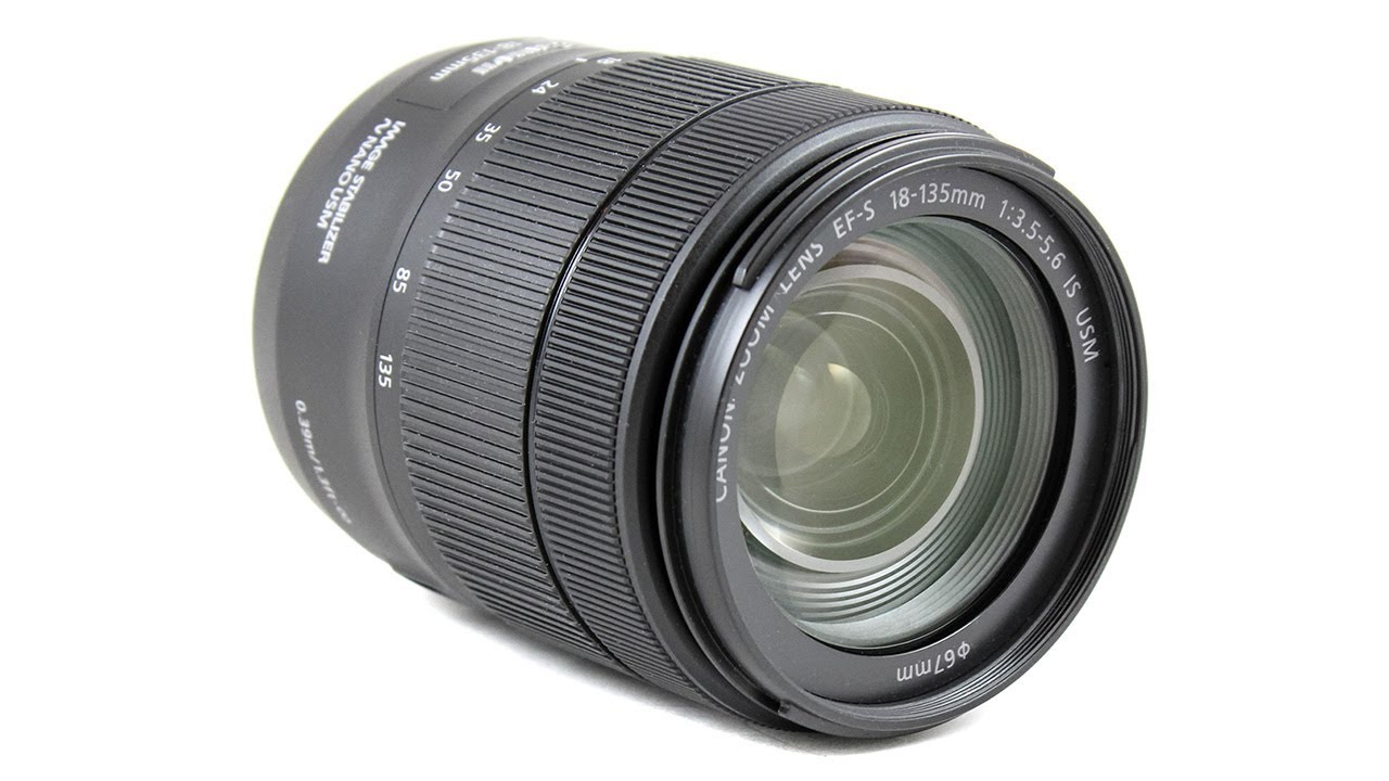 Canon Ef S 18 135mm Is Nano Usm Handling Review Full Hd Samples Youtube