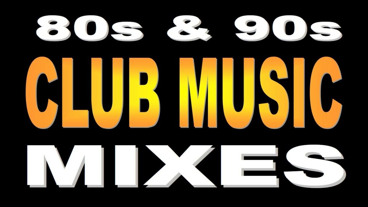 80s & 90s Club Music Mixes - (DJ Paul S)