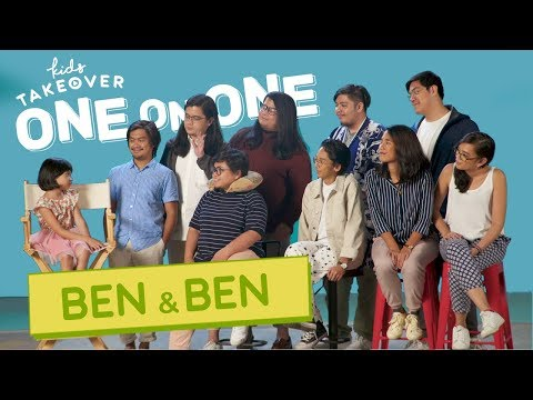 May bagong member ang Ben & Ben? | One on One with Ben & Ben