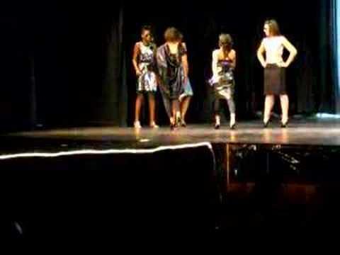 Edison HS 2008 Fashion Show