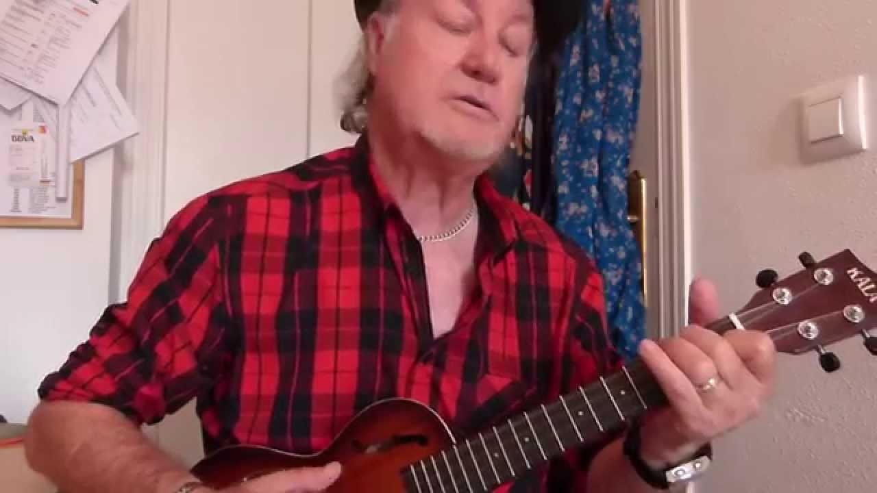 Perfect Day Lou Reed Ukulele Cover Youtube
