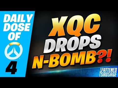 xQc Almost RUINS His Career! Dafran Uses AIMBOT On Stream! - Daily Dose Of Overwatch #4