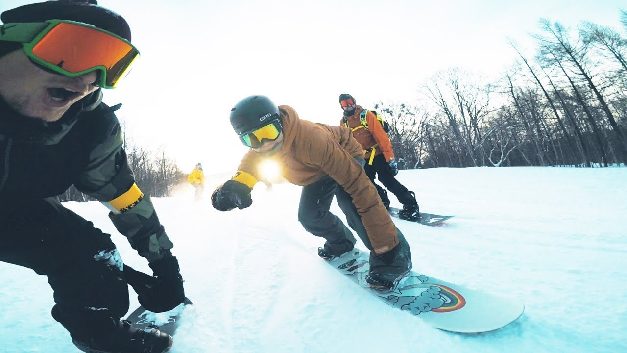 27aa9648d1b4b SNOWBOARDING  w THE BEST SNOWBOARDERS IN THE WORLD - Japan part2 ...