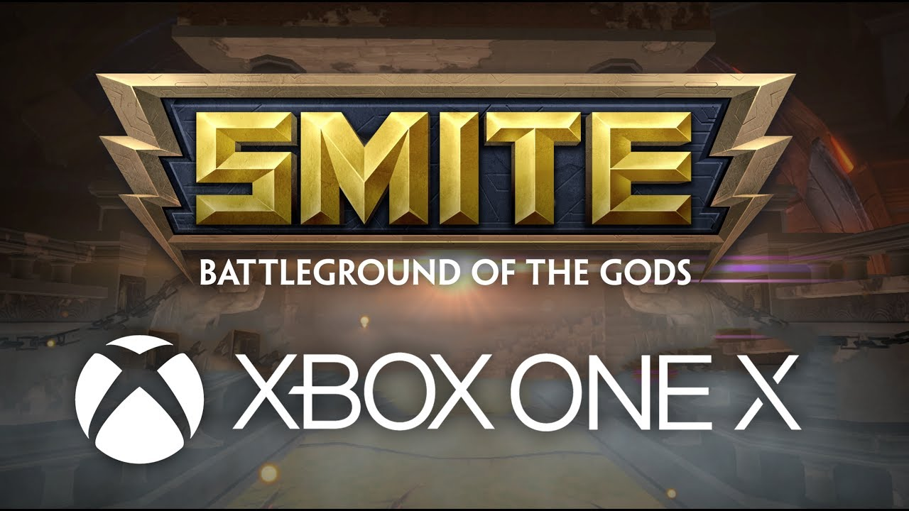 SMITE - Available Day One on Xbox One X!