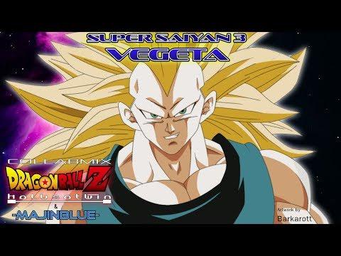 DBZ: Super Saiyan 3 Vegeta [Theme] - HalusaTwin & MajinBlue