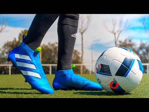 Ultimate Adidas ACE16+ Purecontrol Laceless - Test & Review