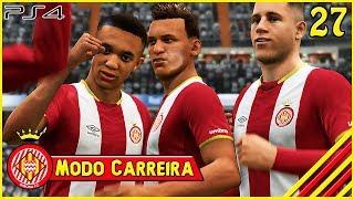 FIFA 18: MODO CARREIRA #27 - COMEÇA A LA LIGA!! REAL MADRID NO BERNABÉU!!