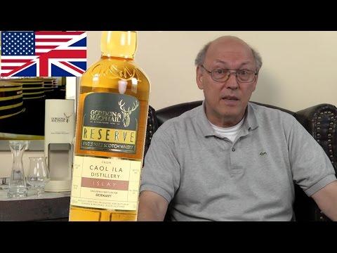 Whisky Review/Tasting: Caol Ila 2005 Gordon & MacPhail