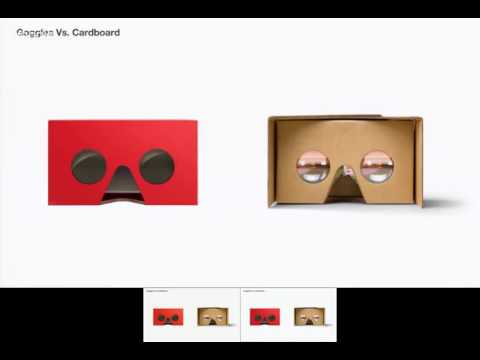 VR for everyone - Building McDonalds Happy Goggles - Google Tech Talk Meetup, October 26th 2016