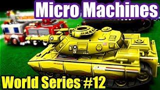 Micro Machines World Series Gameplay [12] COMPETITOR RISING STAR