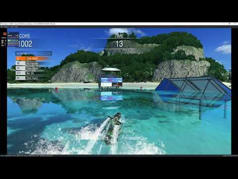 Ryujinx 1.0.4654 | Aqua Moto Racing Utopia [SWITCH EMULATION]