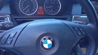 BMW E60  5 SERIES  ЧТО ТАКОЕ  SERVOTRONIC.