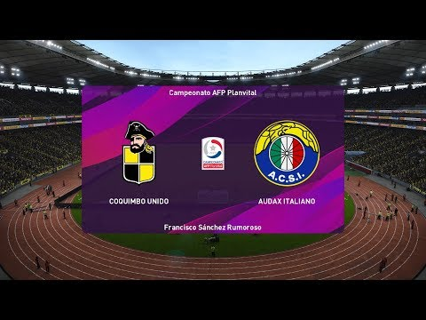 Audax Italiano 3 - 1 Curicó Unido | Campeonato AFP PlanVital 2019 | Fecha 13 | CDF from YouTube · Duration:  4 minutes 9 seconds