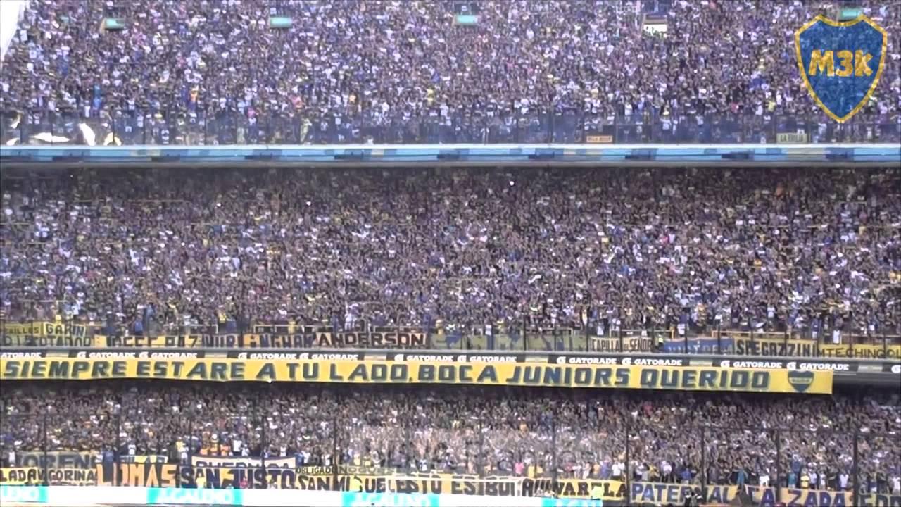 Como Va Boca: Boca Tigre 2014 / Como Te Va RiBer