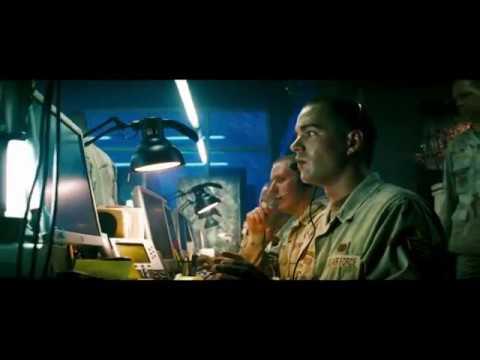 Transformer 2007-Blackout attacks the U.S. Military Base