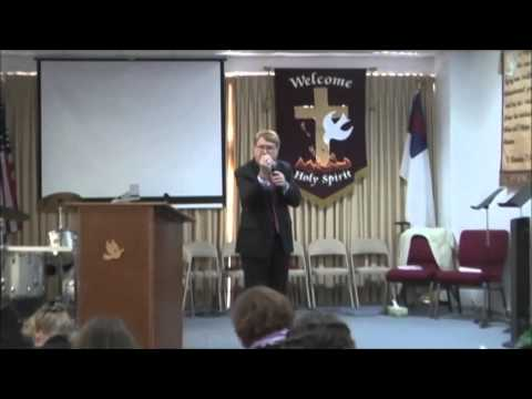 Healing Service, Guest Speaker Evangelist Tommy Combs Sunday Morning