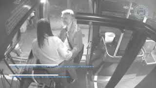 Milwaukee Bus Driver Picks Up Lost Blind Man