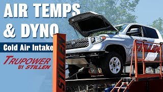 homepage tile video photo for Toyota Tundra TruPower Intake - Dyno Numbers and Intake Air Temperature