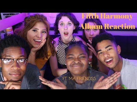Fifth Harmony-Fifth harmony Album (Reaction)
