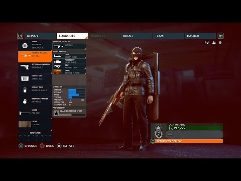 BATTLEFIELD HARDLINE -  M110K5 BEST GUN + MOST KILLS EVER! OVER 100 KILLS!