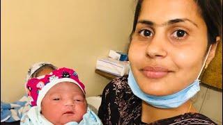Baby Girl🥰, Karan Dadi Dada G da Reaction Vlog dekho, #sadapunjab