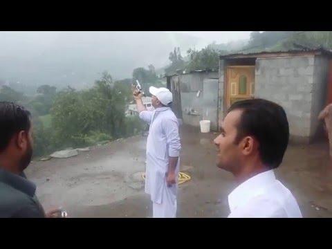 Kabir khan  Tanoli Firing