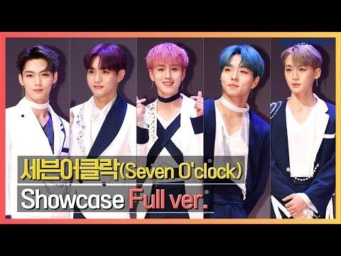 [Full] 세븐어클락(Seven O'clock) 미니3집 '백야(White Night)' Showcase - YouTube