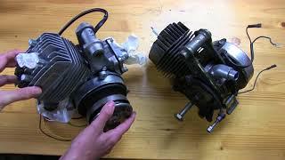 🏍 EPISODE 6 - Explications des problèmes moteur Malossi 50cc & moteur origine