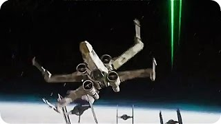 STAR WARS: ROGUE ONE Trailer China (2016) New Footage
