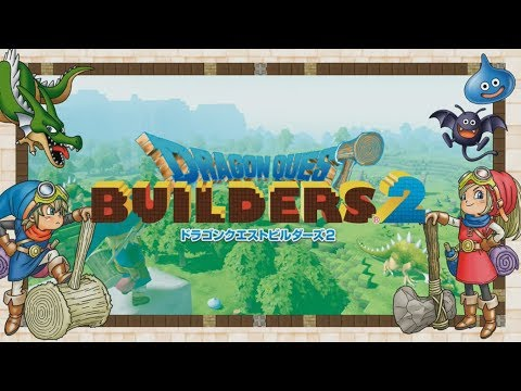 Download Youtube: Dragon Quest Builders 2 - Streamed Gameplay