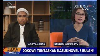 Dialog – Jokowi Beri 3 Bulan untuk Tuntaskan Kasus Novel (1)