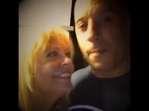 Vin Diesel with Paul Walker's Mom - YouTubeVin Diesel Mother Photos