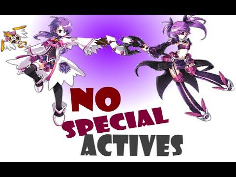 NO SPECIAL ACTIVES | Elsword