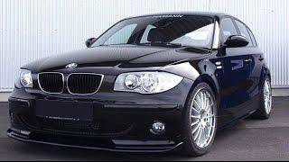 BMW 1 E87, БМВ 1 Series. Тест-драйв и обзор Копейки на канале Посмотрим(, 2015-01-15T20:19:10.000Z)