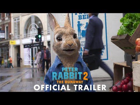 PETER RABBIT 2: THE RUNAWAY - Official Trailer (HD)