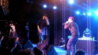 The Alchemist & Oh No [Gangrene] (Live Sala Bikini, Barcelona) 3/7