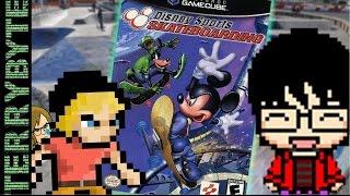 Disney Sham Skateboarding feat. MikeyTaylorGaming (GCN) - TerryByte