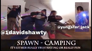 David Shawty + Yunġster Jack - SPAWN CAMPING (Prod. Prblm) @nitetive @speederrrr