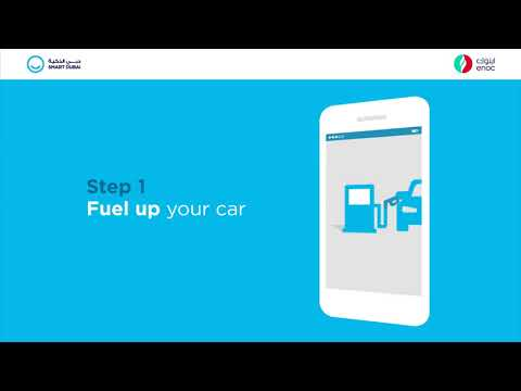 DubaiNow | Pay for your fuel with ENOC