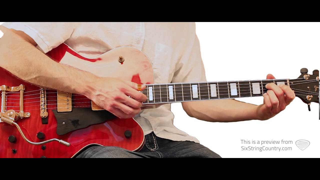 st louis blues chet atkins guitar lesson by sean we doovi. Black Bedroom Furniture Sets. Home Design Ideas