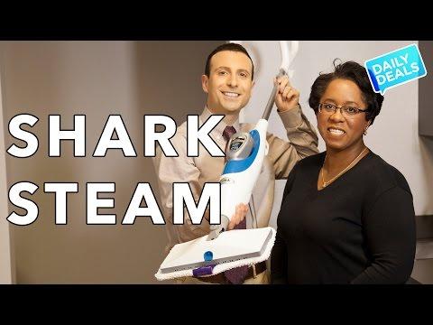 50% Off Best Steam Mop From Shark Vacuum, Shark Steam Cleaner ► The Deal Guy