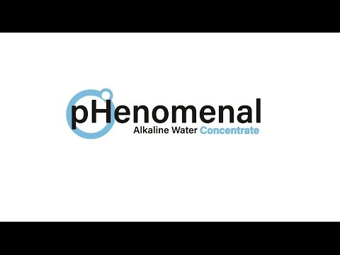 How To Mix PHenomenal With An Alkaline Water Machine