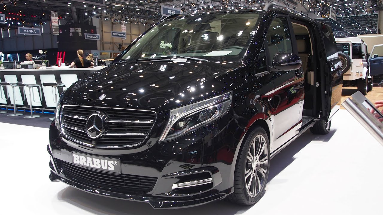 brabus mercedes viano 3 5 extra long exterior and interior walkaround youtube. Black Bedroom Furniture Sets. Home Design Ideas