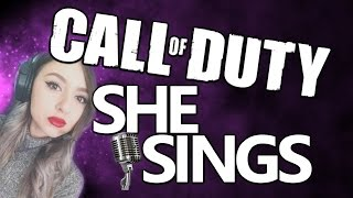 CAN I SING 4 U ANGELMELLY!? (SHE SINGS!? #1)