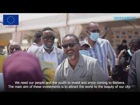 Berbera Beach Groundbreaking Ceremony- Somaliland