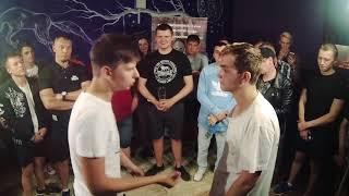 Rap Battle ПУСТЬ ГОВОРЯТ Bryansk: Комментатор VS Deer-Z
