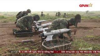 Tên lửa chống tăng B72 của Quân đội Việt Nam dàn trận